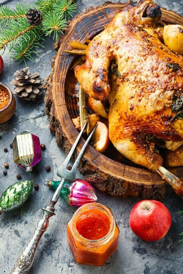 Christmas food quiz