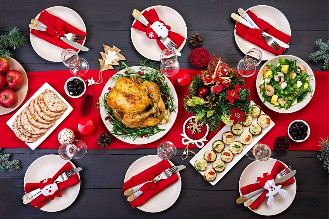 Christmas food and drink quiz questions