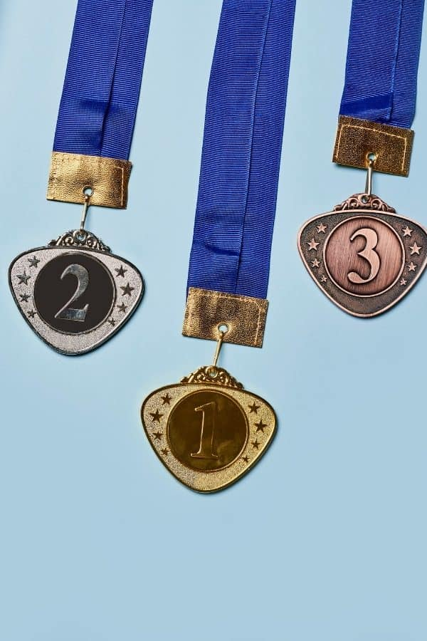 How many Olympic medals will you win in this Tokyo 2020 Olympic quiz?