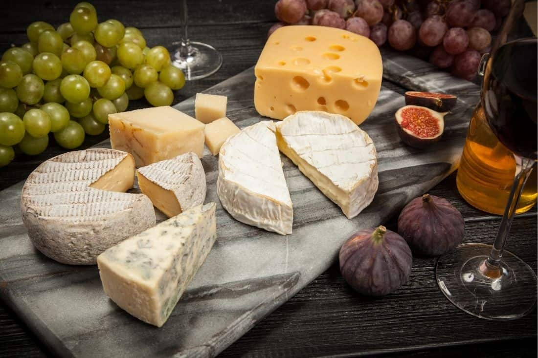 cheese quiz questions and answers