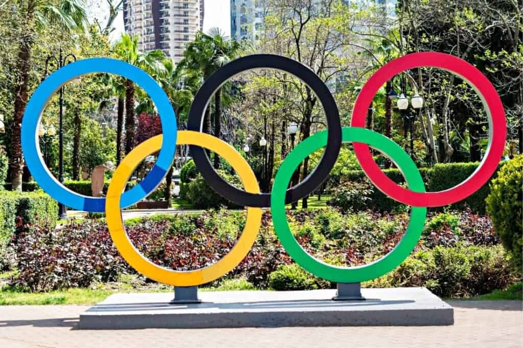 olympics quiz questions and answers