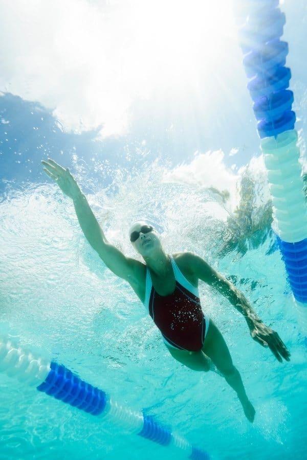 swimming quiz