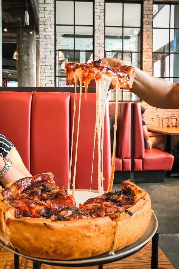pizza trivia